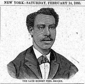 Brooks, Robert Peel (1853–1882)