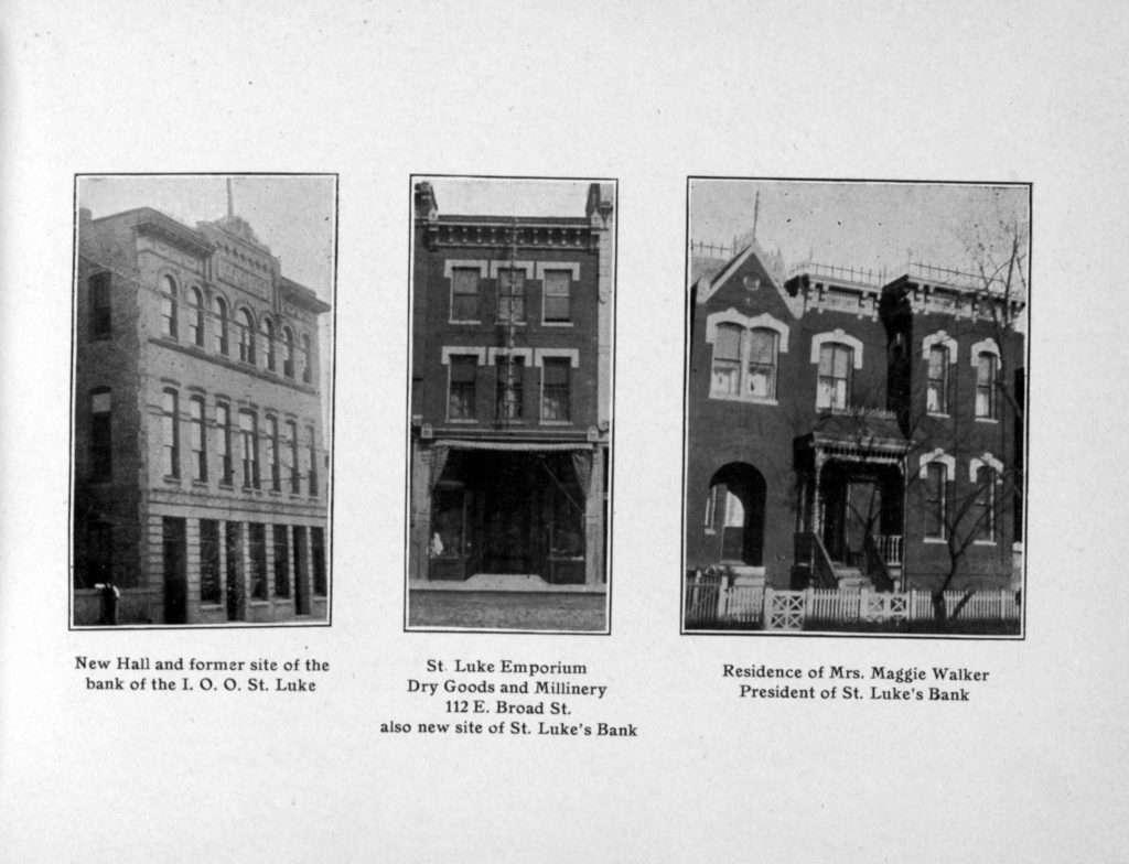 Souvenir Views: Negro Enterprises and Residences