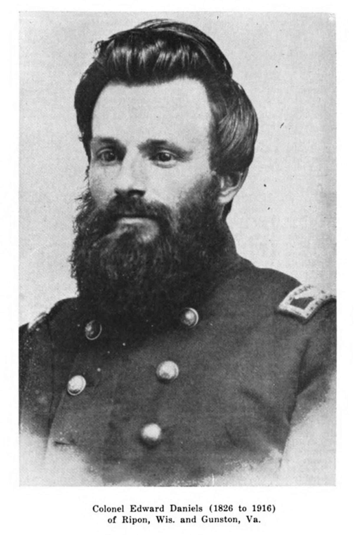 Edward Dwight Daniels