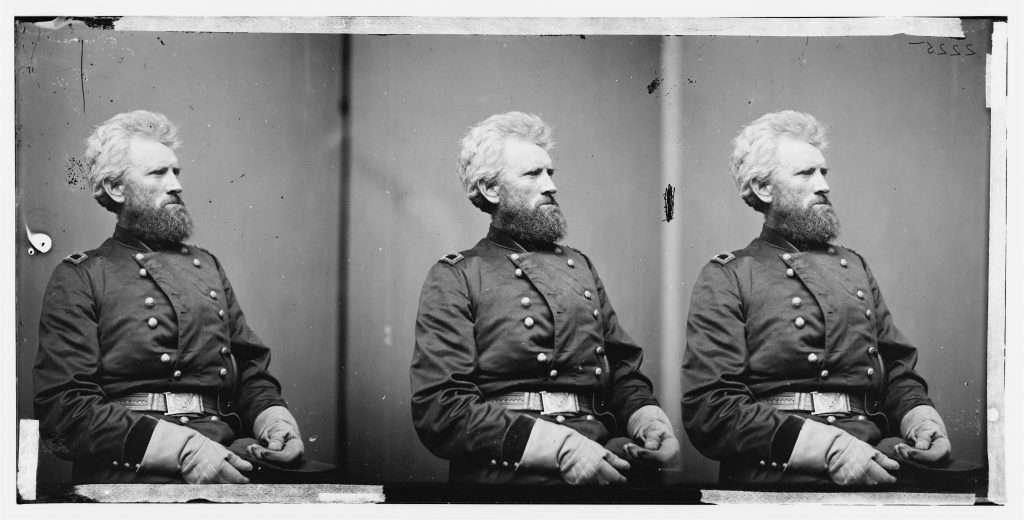 Brigadier General Robert Huston Milroy