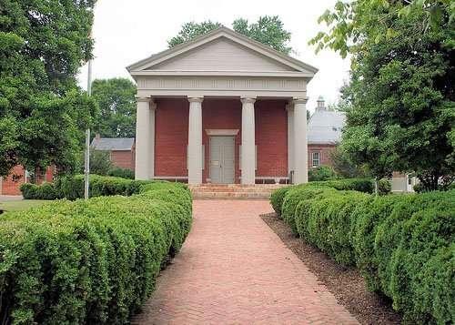 Fluvanna County Courthouse