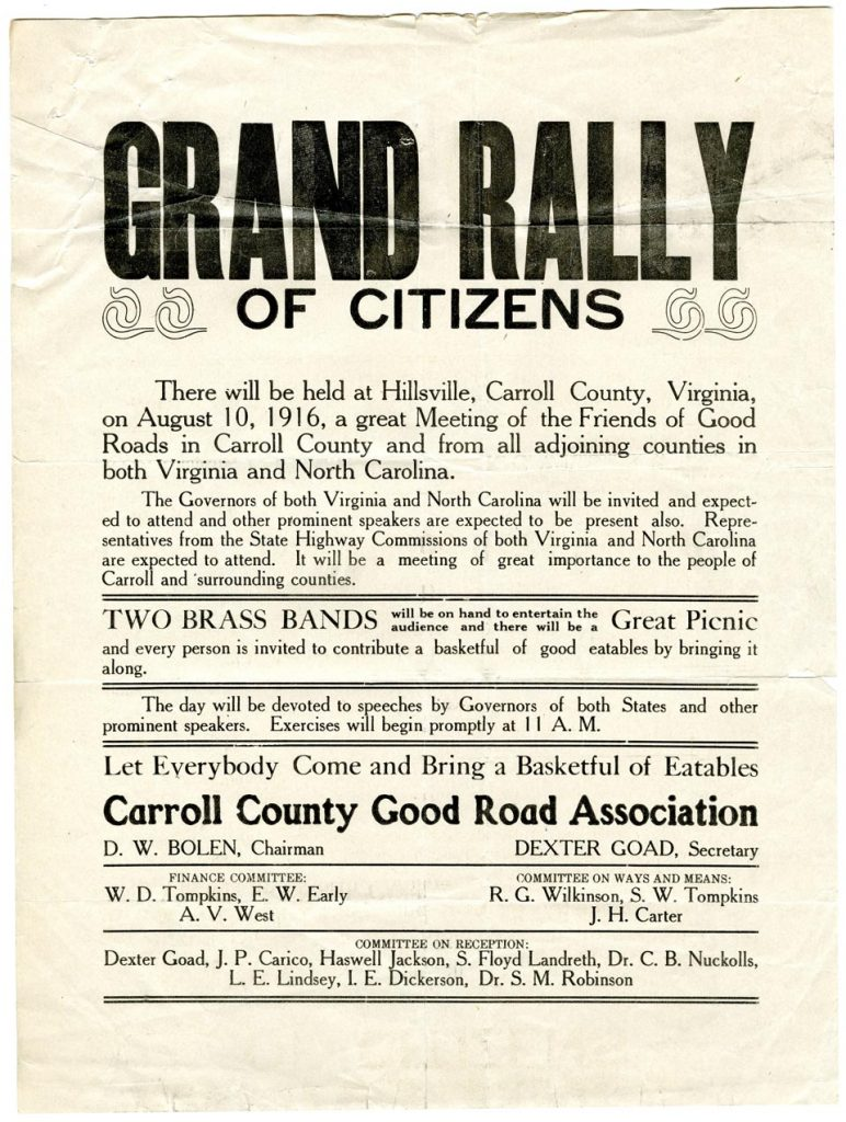 Grand Rally of Citizens