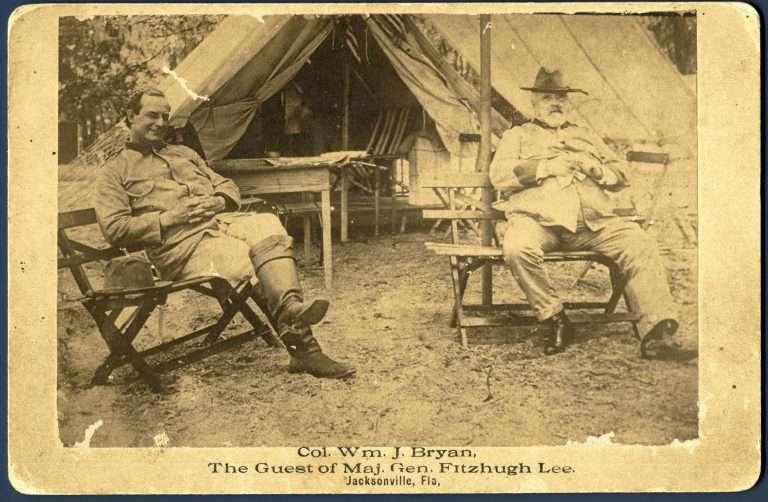 Fitzhugh Lee and Cuba