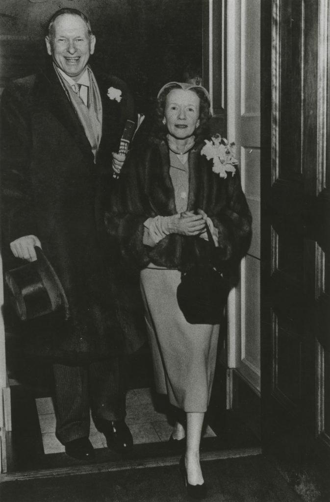 Governor Thomas Stanley and Wife Anne