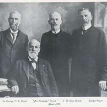Bryan Family Portrait