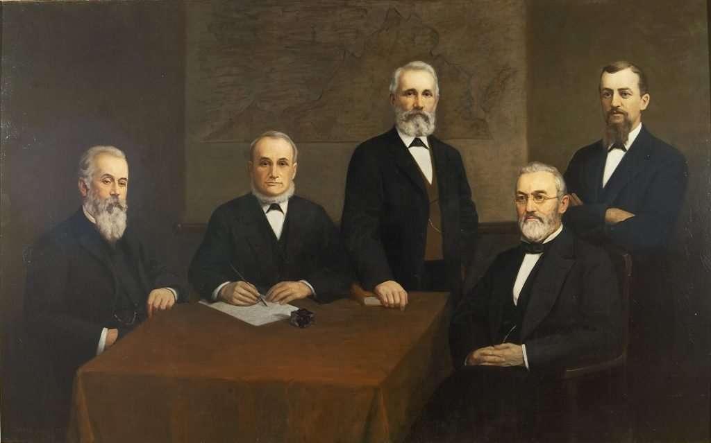 Big Four and John E. Massey