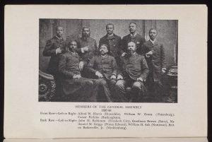 Evans, William W. (d. 1892)