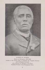 Harris, Alfred W. (1853–1920)