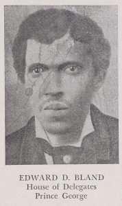 Bland, Edward D. (1848–1927)