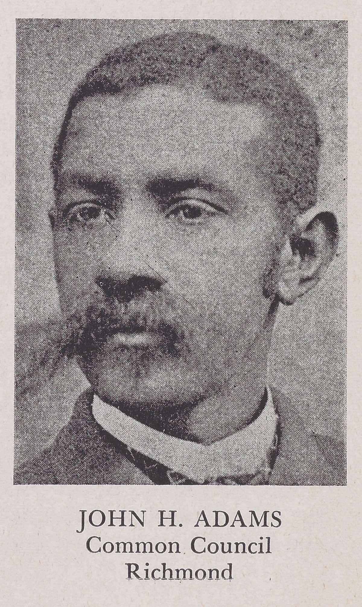 John H. Adams