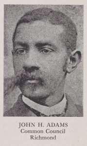 Adams, John H. (ca. 1848–1934)