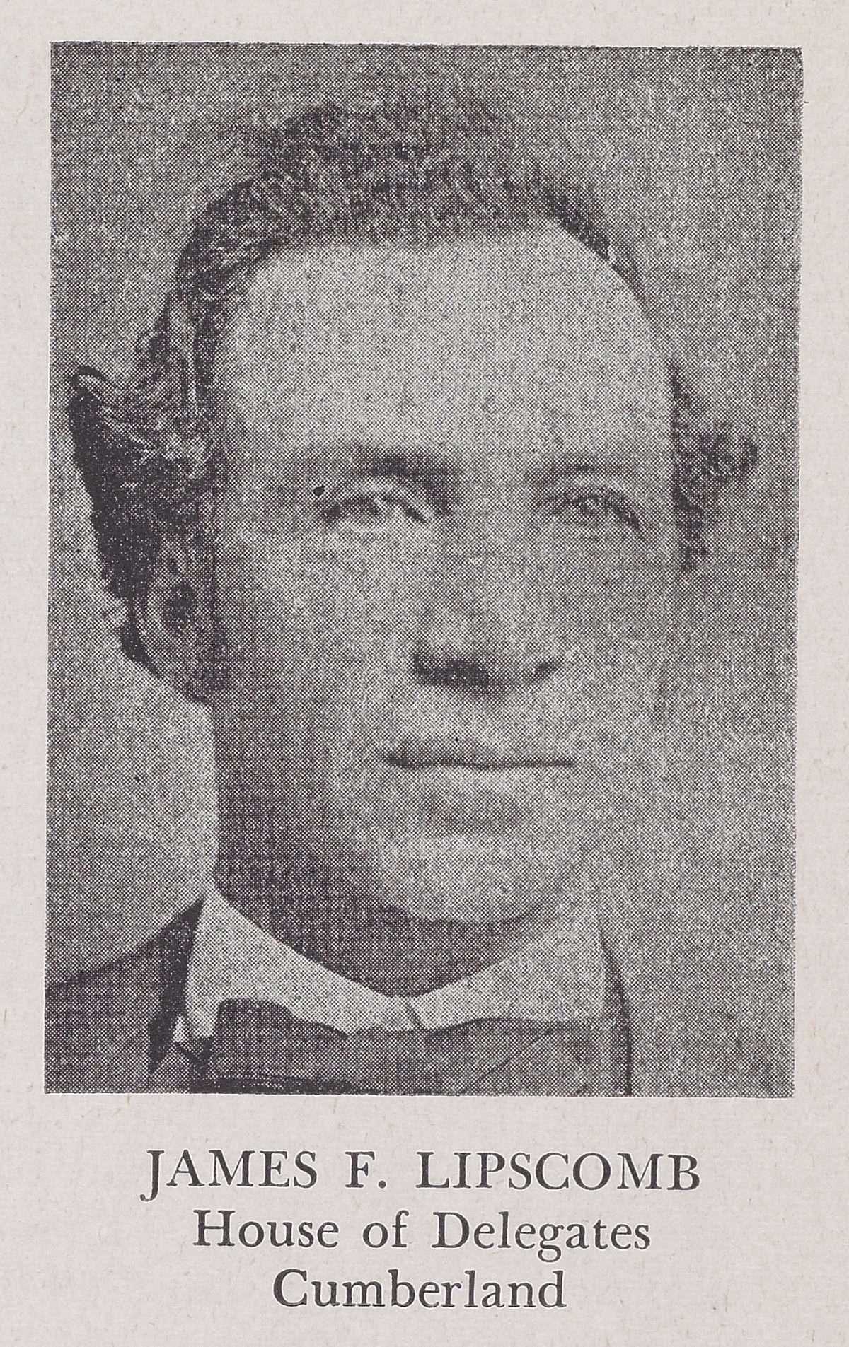 James F. Lipscomb