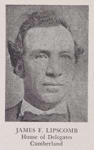 Lipscomb, James F. (1830–1893)