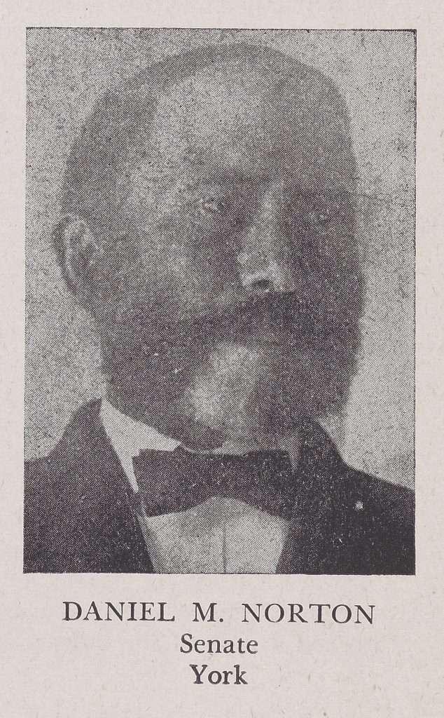 Daniel M. Norton