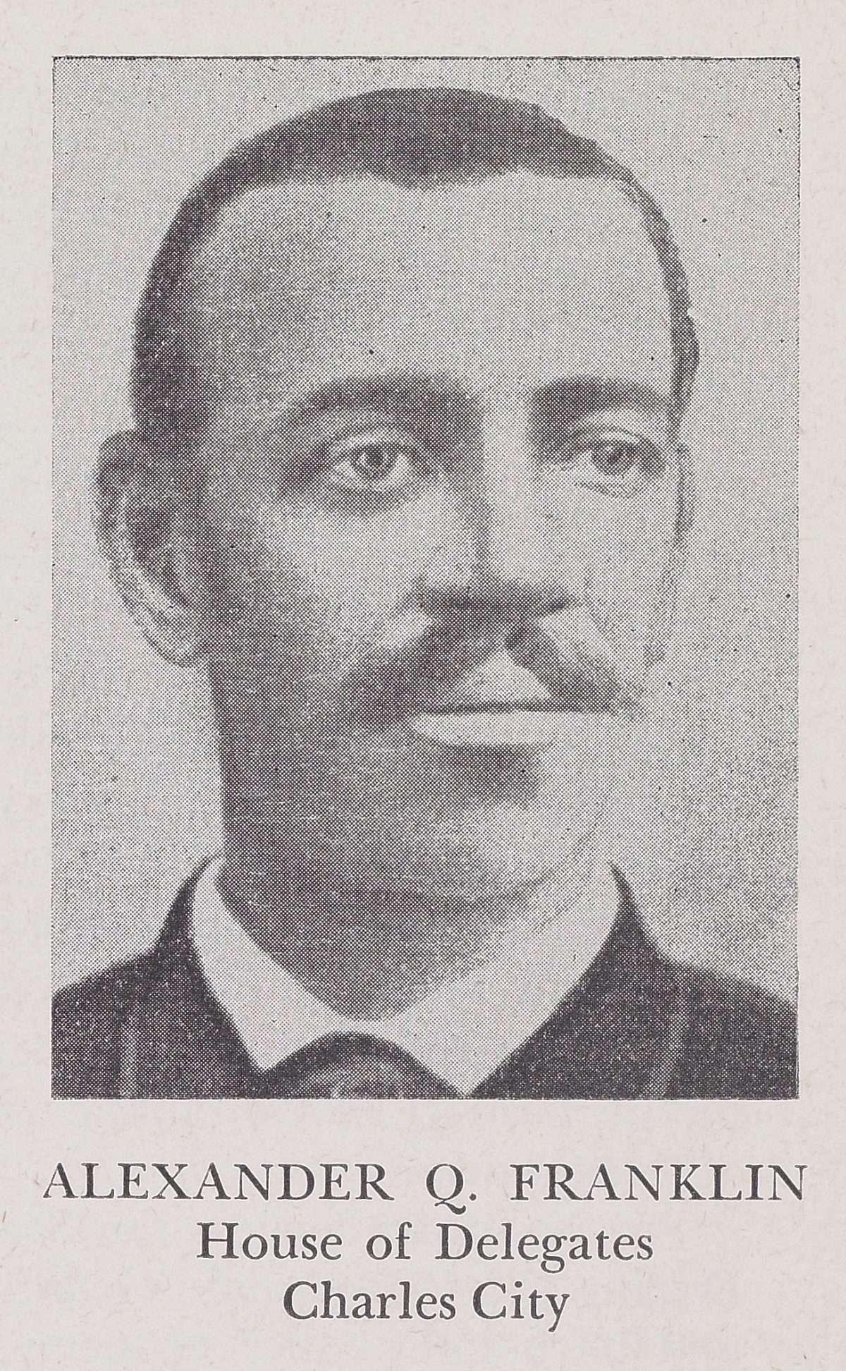 A. Q. Franklin
