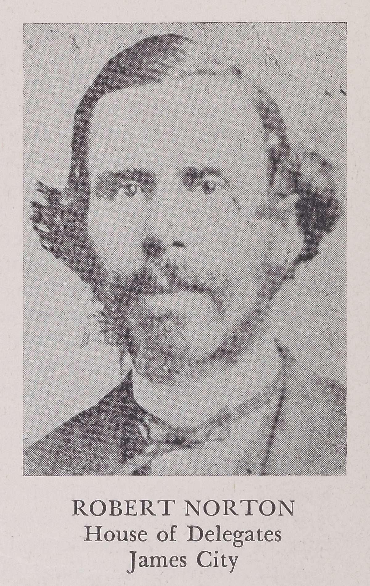 Robert Norton