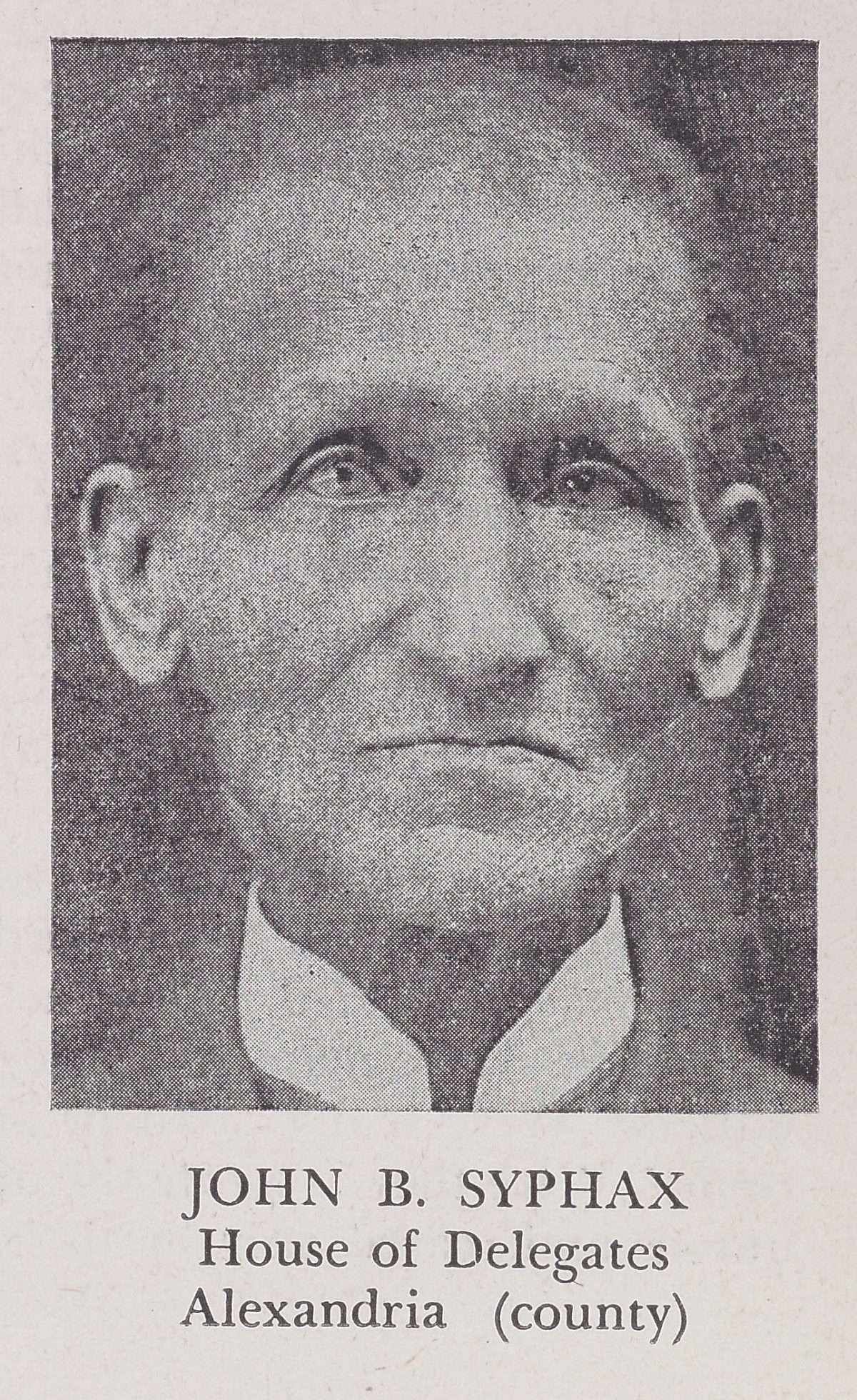 John B. Syphax