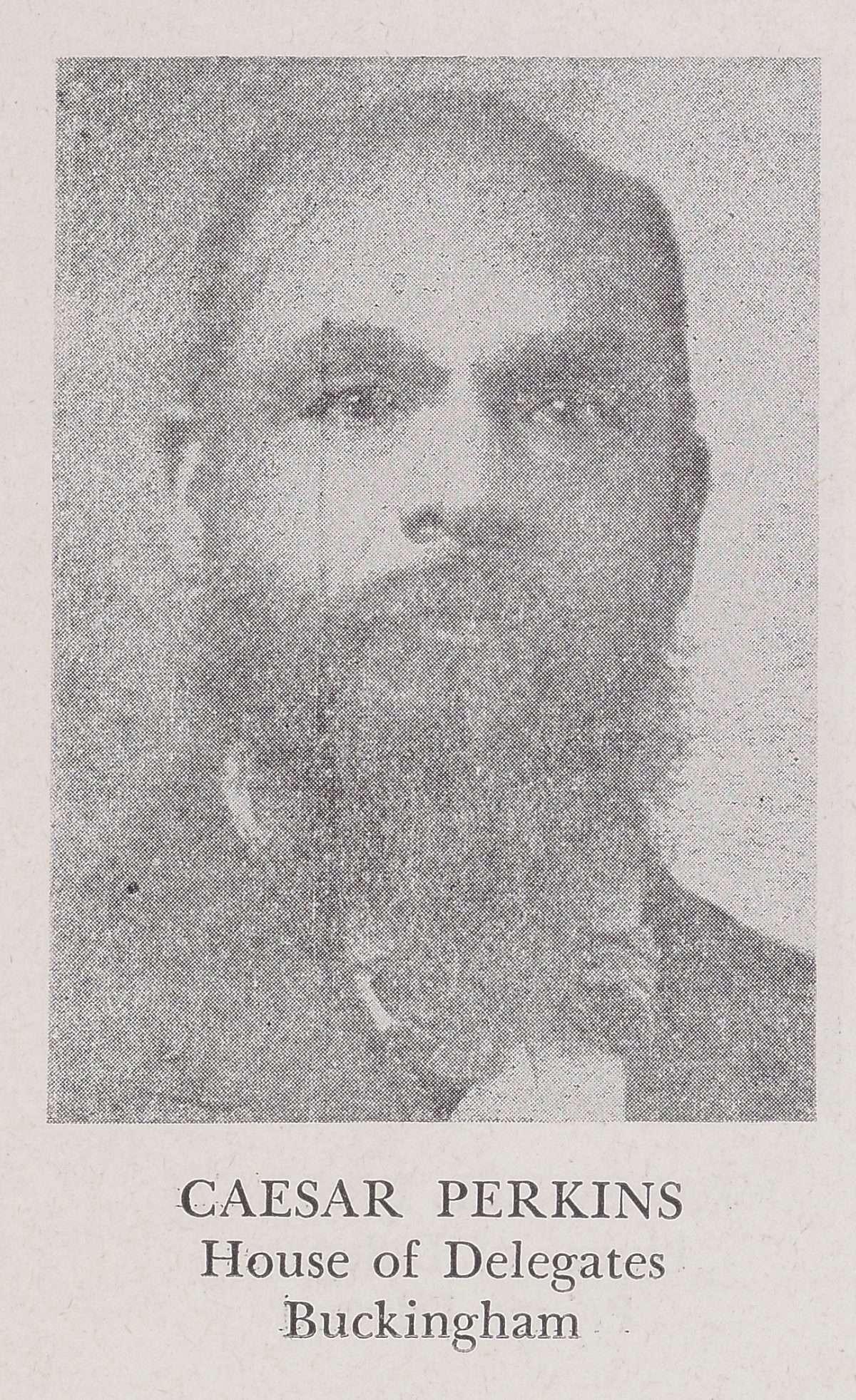 Caesar Perkins
