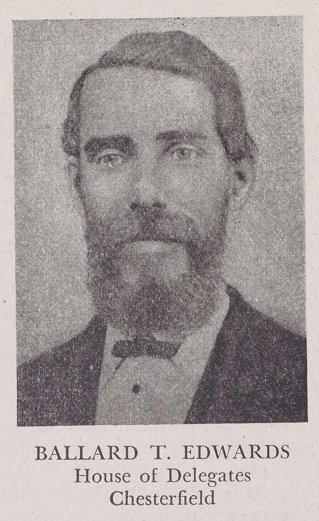 Ballard T. Edwards