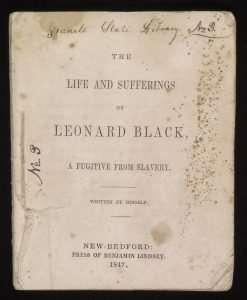 Black, Leonard A. (1820–1883)