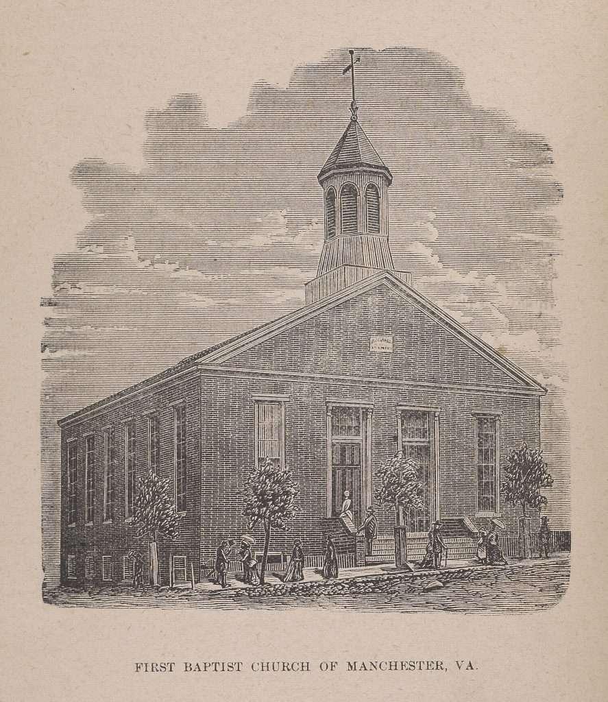 First Baptist Church of Manchester