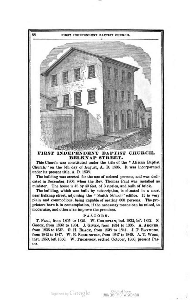 First Independent Baptist Church