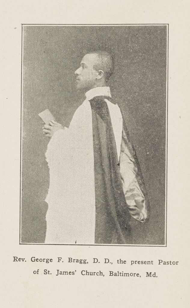 Reverend George Freeman Bragg