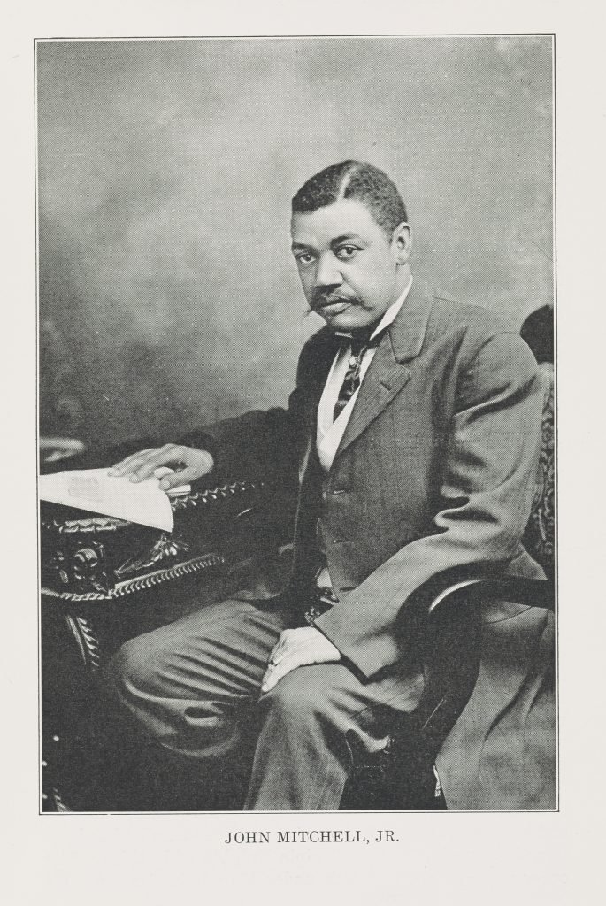 John Mitchell Jr.