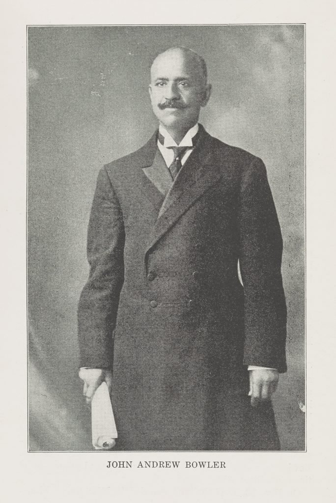 John Andrew Bowler