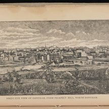 Bird's Eye View of Danville