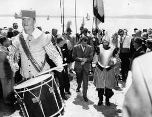 Jamestown 350th Anniversary, 1957