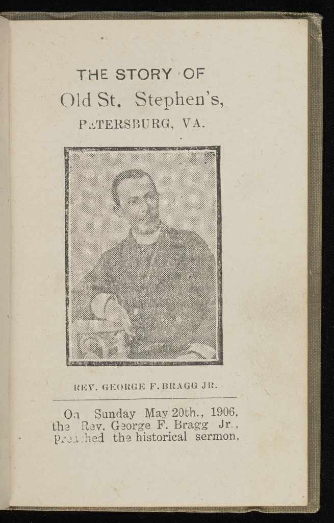 The Story of Old St. Stephen's