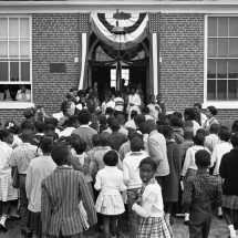 Mary E. Branch School in Farmville