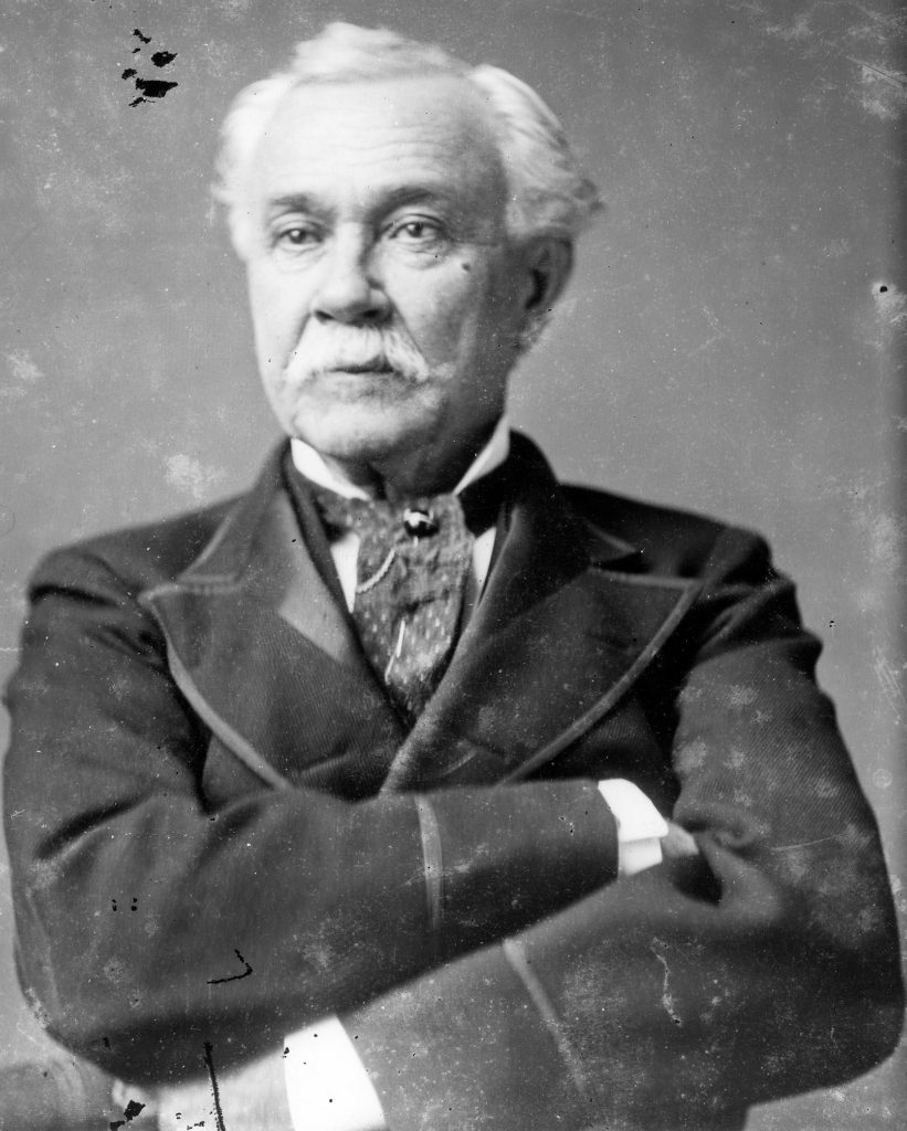 Joseph R. Anderson Near the End of His Life