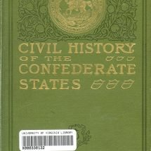 Civil History of the Confederate States