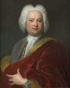 Keppel, William Anne, second earl of Albemarle (1702–1754)