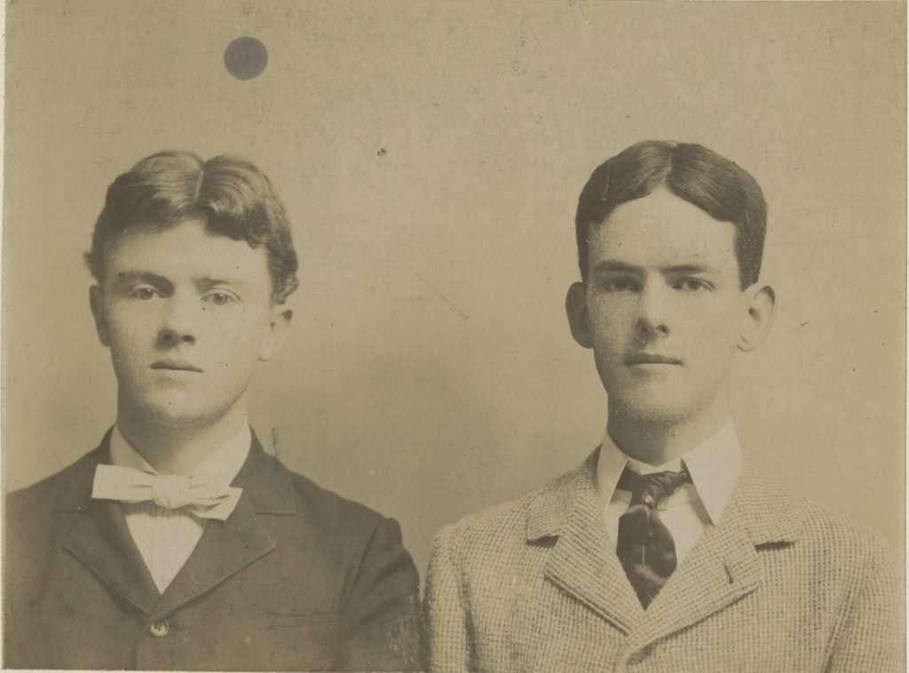 W. H. Randolph and John Stewart Bryan
