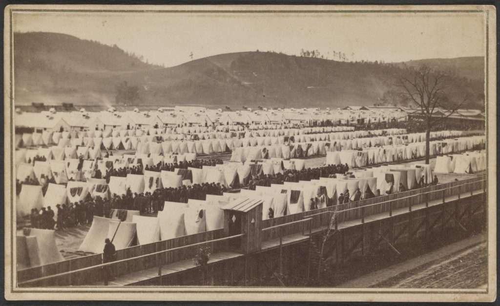 Elmira Prison Camp