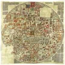 Ebstorf Map