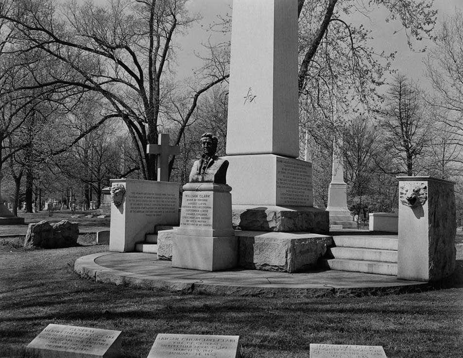 William Clark's Tomb