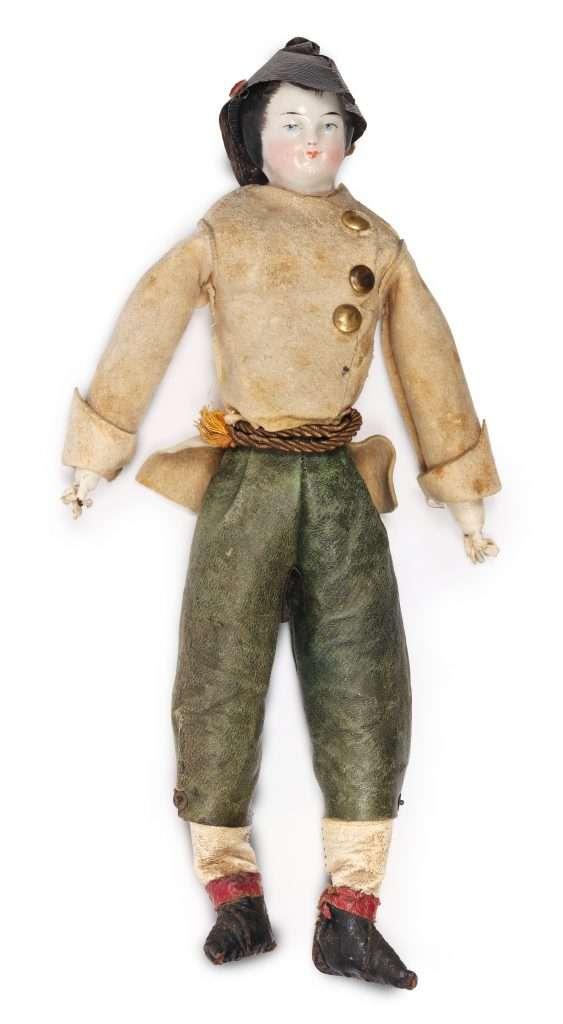 General Beauregard Doll