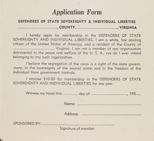 Defenders of State Sovereignty and Individual Liberties