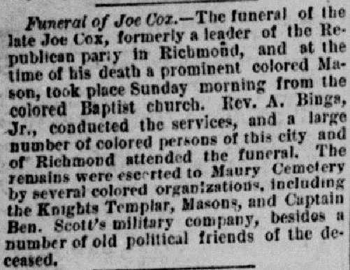 Funeral of Joe Cox