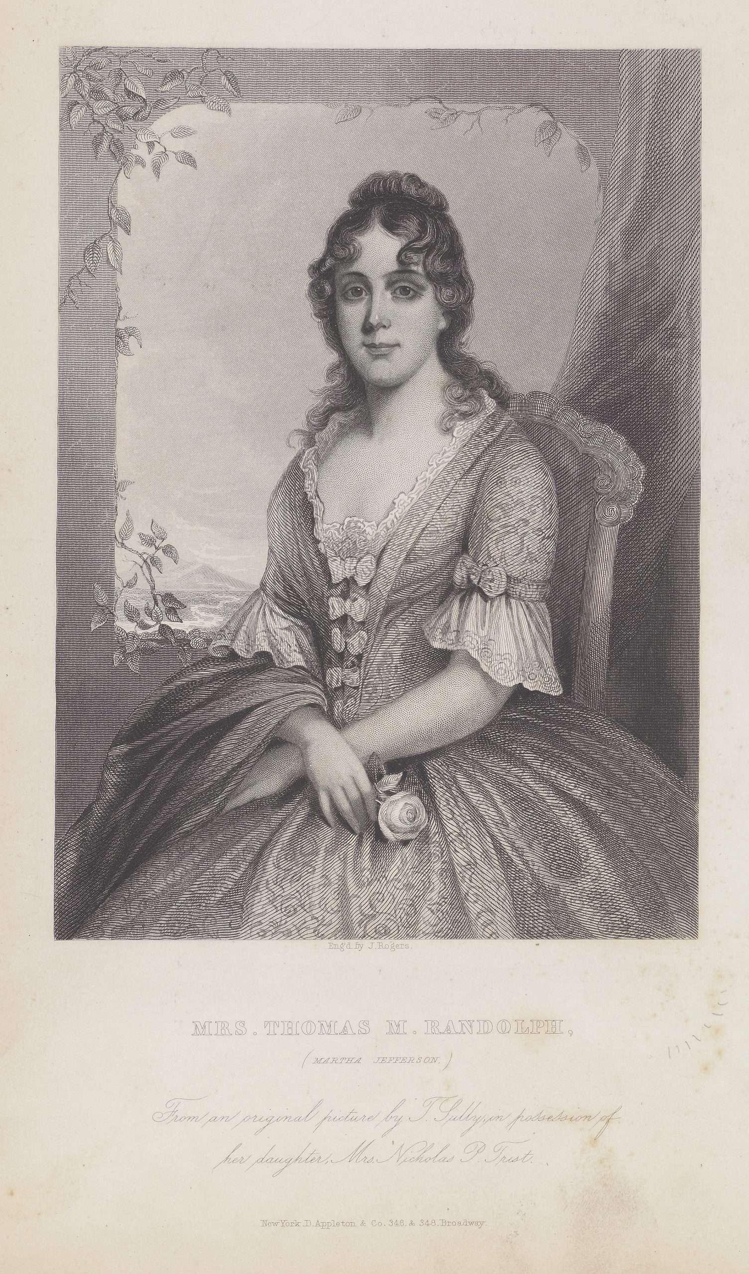 Mrs. Thomas M. Randolph