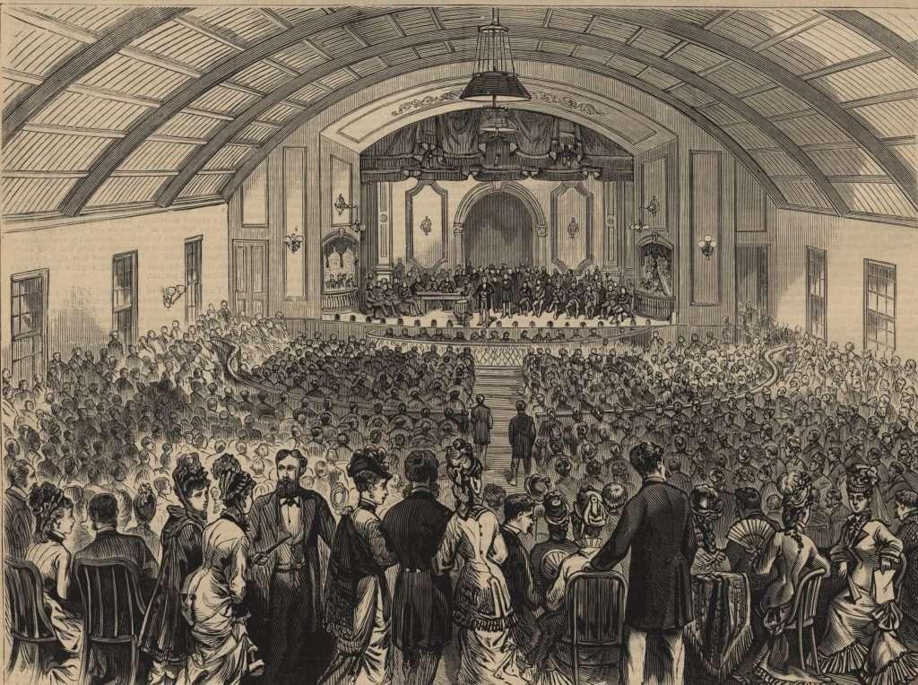 Mozart Hall in Richmond