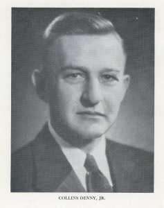 Denny, Collins (1899–1964)
