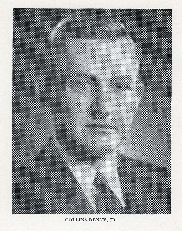 Collins Denny Jr.