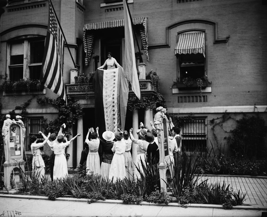 Ratification of the Nineteenth Amendment