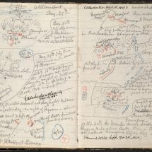 Pages from Jedediah Hotchkiss's Sketchbook