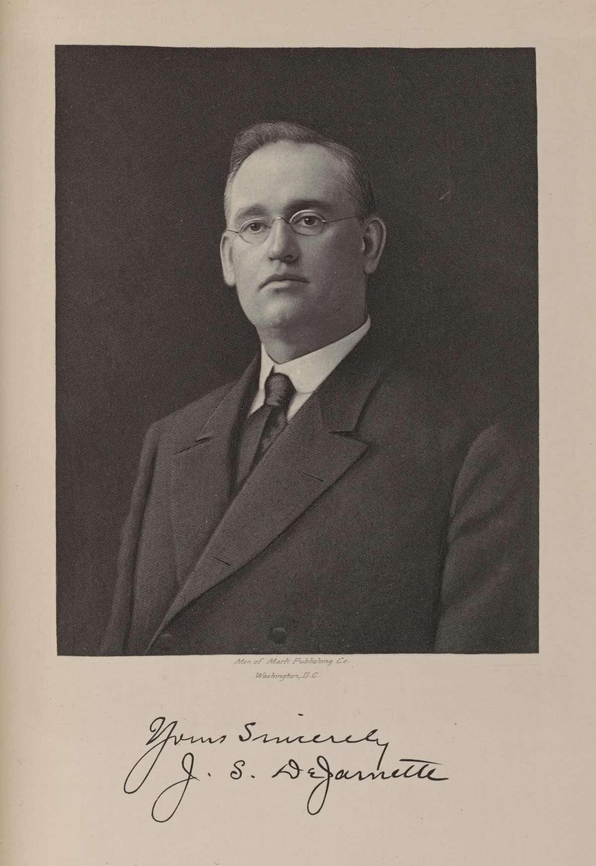 Joseph Spencer DeJarnette